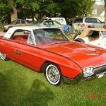 Dan & Michelle Bouchard's 1963 Thunderbird