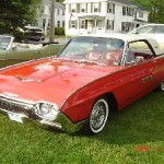 Her name is Ruby She's a 1963 Thunderbird