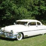 George Gross' 1951 Mercury