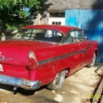 Clint & Mary Boster's 1956 Victoria