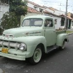 Manuel Andres Rubiano's 1952 Ford Truck