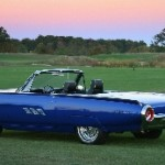 Tom King's 1962 Thunderbird