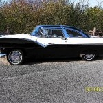Dick Kroemer's 1955 Crown Victoria