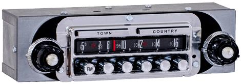 1956-1957 Thunderbird AM/FM Upgrade Stereo