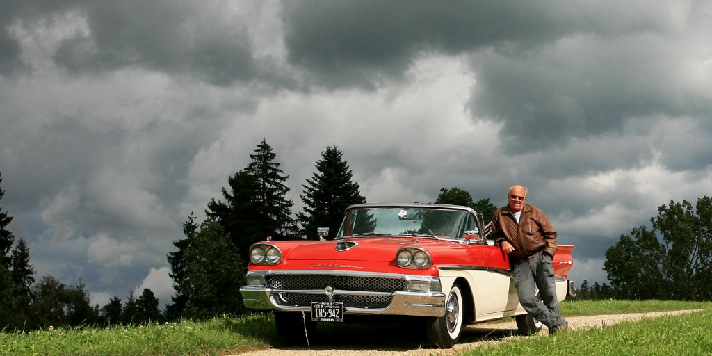 Concours Parts & Accessories - Quality Ford restoration parts for ...