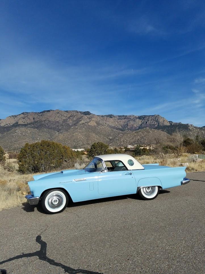 Ford Thunderbird 1955-1966
