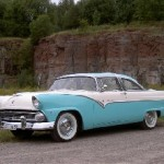 Ingvar Nyberg's 1955 Crown Victoria