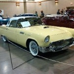 Kimberly Chaloupek's Beautiful 1957 Thunderbird