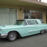 Juan Tejada's 1959 Thunderbird