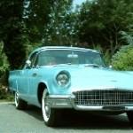 Ken Siegel's 1957 Thunderbird