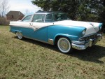 Don Olson's 1956 Crown Victoria Oakland, MI