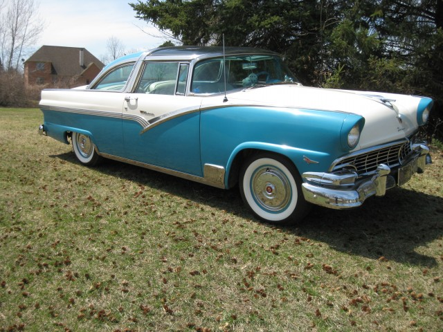 1960 ford sunliner parts