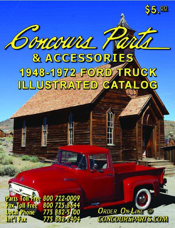 1948-1972 FORD Trucks