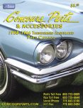 1958-1966 Thunderbird Illustrated Part Catalog