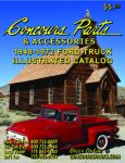1948-1972 Ford Truck Illustrated Catalog