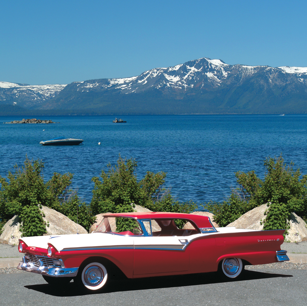 Ford Skyliner Parts | Concours Parts & Accessories