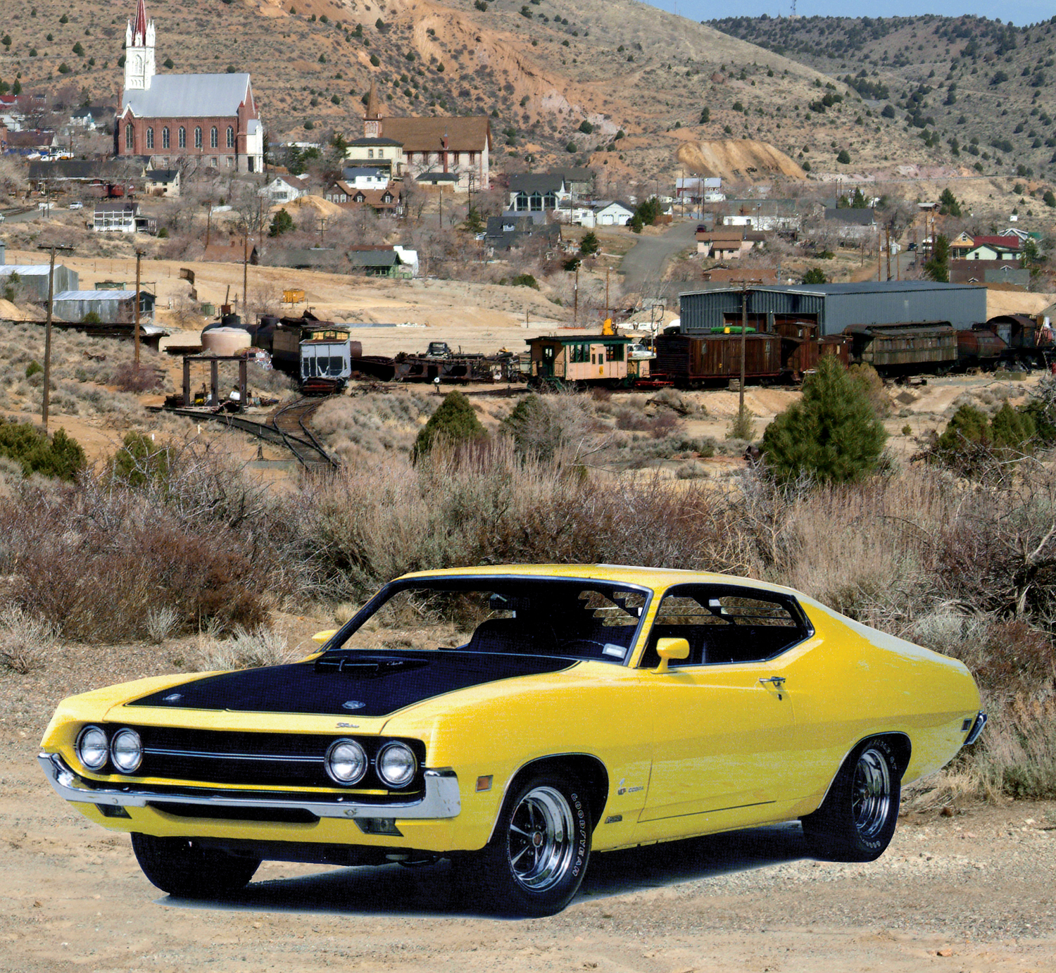 1970 Ford Torino Parts for Sales | 1968 to 1971 Ford Torino